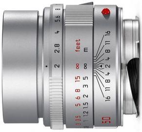Leica APO-SUMMICRON-M 50 mm F/2.0 ASPH srebrny