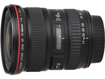 Canon 17-40 mm f/4.0L EF USM - Cashback 430 zł przy zakupie z aparatem!