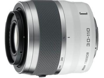 Nikon 1 Nikkor 30-110 mm f/3.8-5.6 VR biały