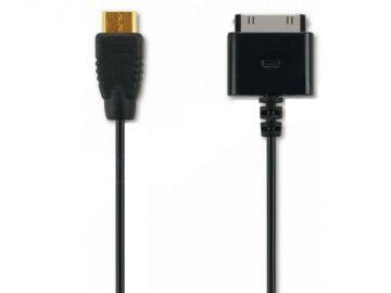 Philips PicoPix PPA1280 przewód audio/wideo do urządzenia iPhone/iPod/iPad 1m