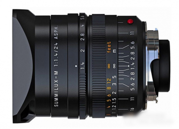 Leica SUMMILUX-M 24 mm f/1.4 ASPH.