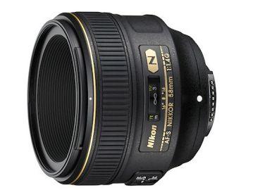 Nikon Nikkor 58 mm f/1.4G AF-S