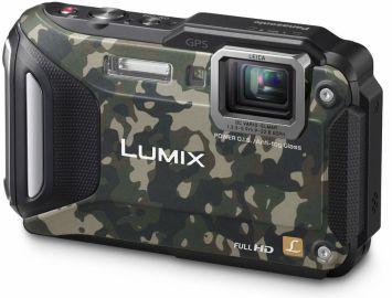 Panasonic Lumix DMC-FT5 kamuflaż
