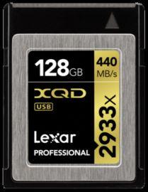 Lexar XQD 128 GB x2933 Pro