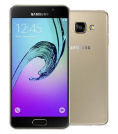 Samsung GALAXY A3 (2016) złoty