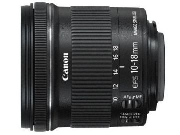 Canon 10-18 mm f/4.5-5.6 EF-S IS STM - Cashback do 150 zł