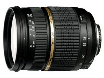Tamron 28-75 mm f/2.8 SP Di XR LD ASL IF Macro / Nikon