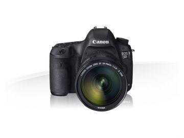 Canon EOS 5D Mark III + ob. 24-105 f/4.0 L IS USM + Cashback do 3440 zł