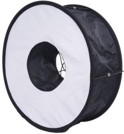 Mitoya Dyfuzor pierścieniowy typu roundflash do lamp reporterskich