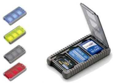 Gepe 3853-02 na karty pamięci Mini Iceblue