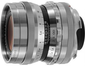 Voigtlander VM ULTRON (S) 35 mm f/1.7 / Leica M