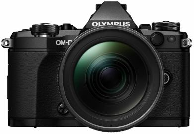 Olympus OM-D E-M5 Mark II czarny + ob. 12-40 PRO czarny
