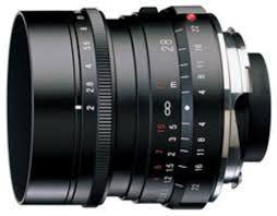 Voigtlander ULTRON 28 mm f/2.0 / Leica M