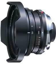 Voigtlander ULTRA WIDE HELIAR 15 mm f/4.5 / Leica M
