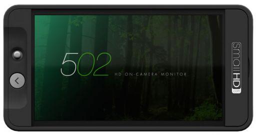 SmallHD Monitor podglądowy 502 Full HD nakamerowy HDMI + SDI