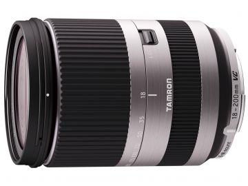 Tamron 18-200 mm f/3.5-f/6.3 Di-III / Canon EOS-M srebrny