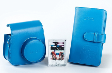 FujiFilm Zestaw akcesoriów - Cobalt Blue