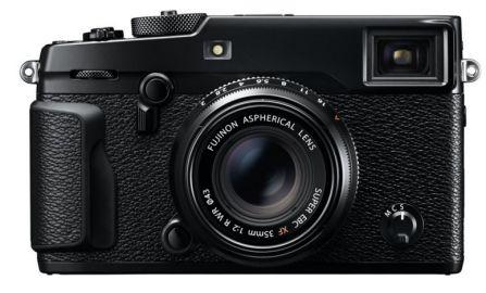 FujiFilm X-Pro2 body czarny + ob XF 35 mm f/2 R WR