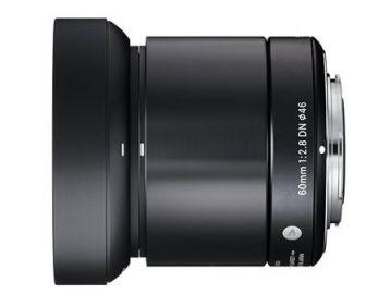 Sigma A 60 mm f/2.8 DN / Micro 4/3 czarny