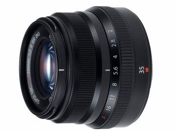 FujiFilm Fujinon XF 35 mm f/2.0 R WR czarny