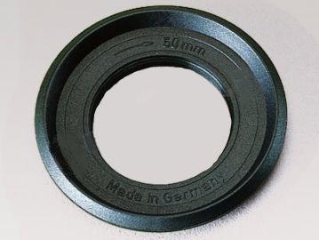 Kaiser Pierścień mocujący obiektwy do 50mm
