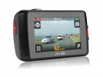 MIO Mivue 658 Touch WiFi DR GPS