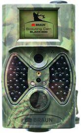 Braun Scouting Cam BLACK300