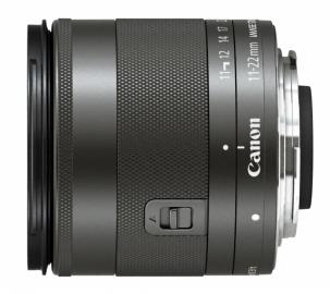 Canon EF-M 11-22 mm f/4-5.6 IS STM - Cashback 215 zł
