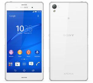 Sony Xperia Z3 Dual Sim Biały