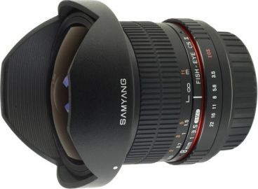 Samyang 14 mm f/2.8 IF ED UMC Aspherical / Samsung NX