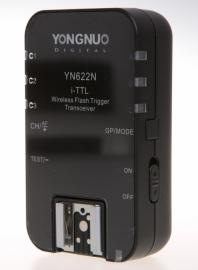Yongnuo YN-622N nadajnik/odbiornik radiowy (stopka Nikon)