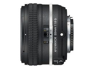 Nikon Nikkor 50 mm f/1.8 AF-S SE