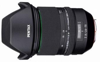 Pentax 24-70 mm F/2.8 ED SDM WR