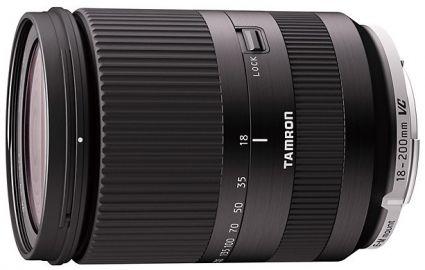 Tamron 18-200 mm f/3.5-f/6.3 Di-III VC / Sony E czarny