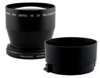 Century Optics 2.0x do Panasonic AG-HVX200