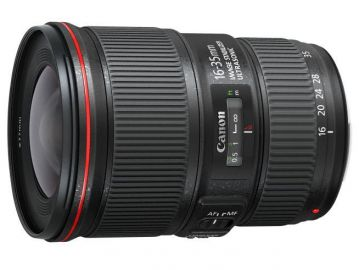 Canon 16-35 mm f/4L EF IS USM - Cashback do 320 zł!