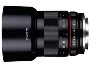Samyang 50 mm f/1.2 AS UMC CS / Canon M