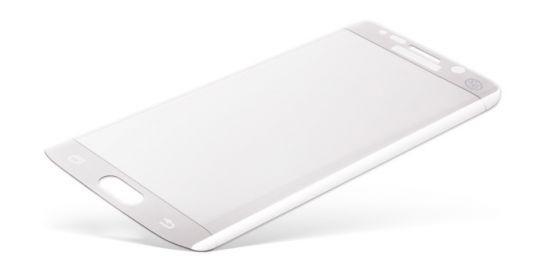 Forever Szkło ochronne Tempered na wyświetlacz do Samsung S6 EDGE zakrzywione