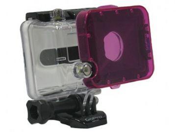 Polar Pro Filtr SNAP do GoPro Hero2 różowy