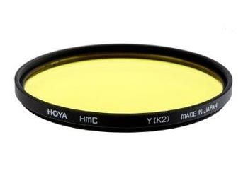 Hoya K2 Yellow 72 mm HMC