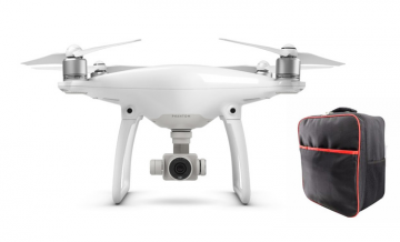 DJI Dron Phantom 4 + dedykowany plecak