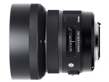 Sigma A 30 mm f/1.4 DC HSM / Sony A