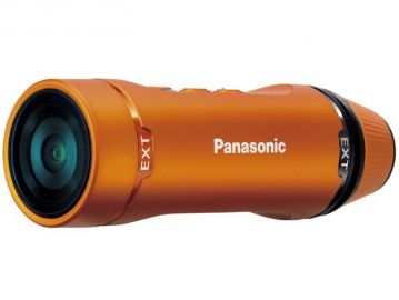 Panasonic HX-A1 pomarańczowa