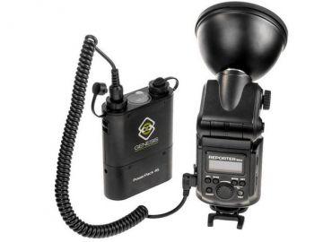 Genesis Gear Reporter 360