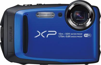 FujiFilm FinePix XP90 niebieski