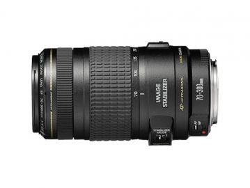 Canon 70-300 mm f/4.0-f/5.6 EF IS USM - Cashback 300 zł przy zakupie z aparatem!