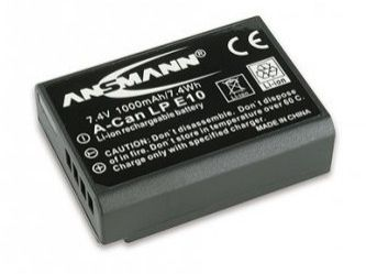 Ansmann A-Can LP-E10