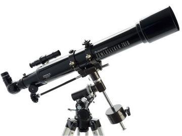 Celestron PowerSeeker 70-EQ czarny