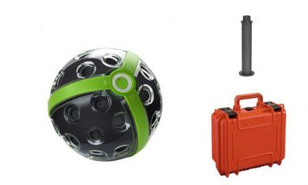Panono 360º + walizka transportowa i tripod adapter