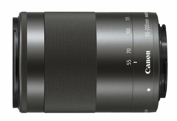 Canon EF-M 55-200 mm f/4.5-6.3 IS STM - 215 zł + 100 GB w serwisie Irista!